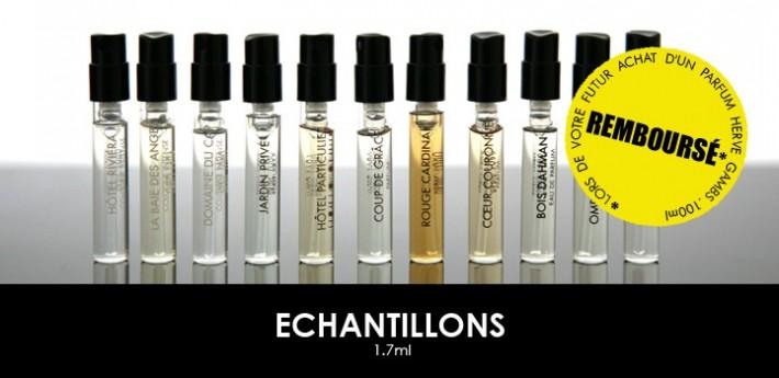 ÉCHANTILLONS